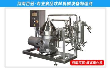 整套自動化果醋生產線設備年產100噸玻璃瓶果醋設備