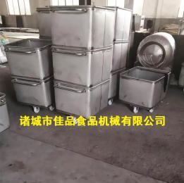 鱼糜料车 大型料车 芝麻馅料车 桶车批量制造