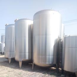 低价供应二手不锈钢储罐、不锈钢搅拌罐