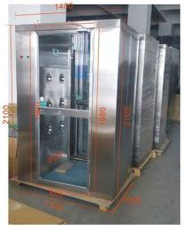 合肥全自动风淋室价格 合肥单人双吹风淋机定制