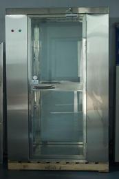 合肥QS认证风淋室 自动感应双人双吹风淋室