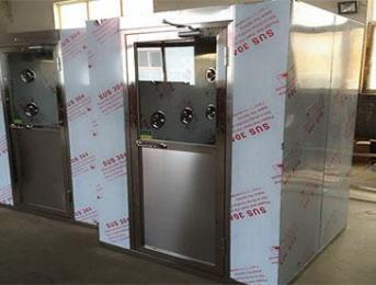 合肥全自动货淋室厂家定制 货淋室风淋室通道