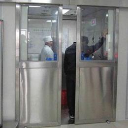 合肥电子厂全自动货淋室 货淋室品牌货淋门定制