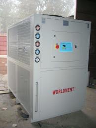低温风冷式精密工业冷冻水循环恒温机组