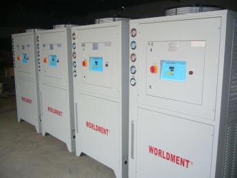 一体风冷式精密工业冷冻水循环恒温机组