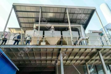 嵩安企业环保管家:活性炭+蓄热式催化燃烧设备(RCO)