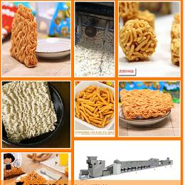 多功能非油炸方便面机 麻辣烫火锅面饼生产朗正机械