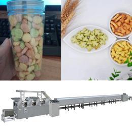 全自动食品饼干机械加工设备 饼干生产流水线