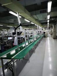 生产流水线 包装 食品 电子输送线 皮带输送线