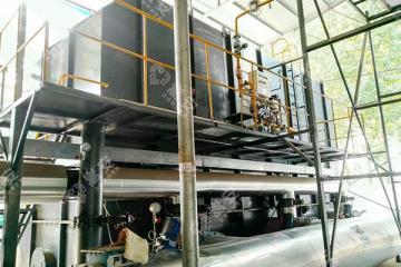 嵩安企业环保管家:蓄热式燃烧设备(RTO),有机废气处理