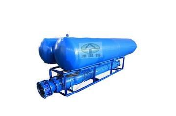 浮筒式800QJF潜水型轴流泵