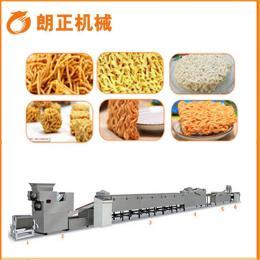 lz蔬菜面餅加工機械 火鍋面生產設備 油炸方便面機械