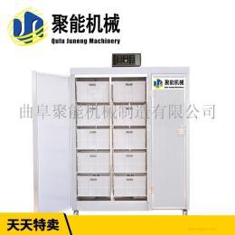 山东聚能黄豆芽机双控制器 大型不锈钢豆芽机