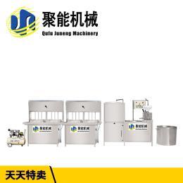 滨州彩色豆腐机生产厂家 新型全自动豆腐机价格 聚能豆制品环保设备