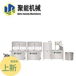 滨州兴福镇豆腐机生产厂 中型豆腐机的价格 聚能机械豆制品机械设备厂