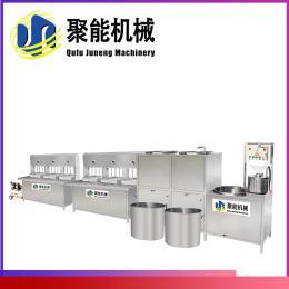 多功能全自动化生豆腐机 家庭机械做豆腐机 聚能豆制品环保设备