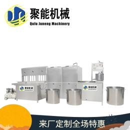 创业投资大中小型豆皮机 聚能大型全自动豆腐皮机 十年质保厂家
