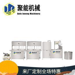 曲阜大型水豆腐机器设备 缩短制作过程的豆腐机器