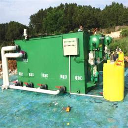 源丰环保溶气气浮机设备 山东含油废水处理设备厂家直销