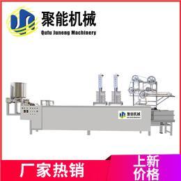 数控豆腐皮机生产设备 全自动豆腐皮机视频