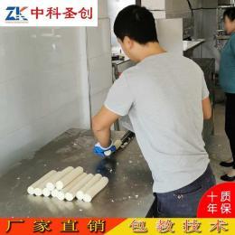 阜阳简易豆腐素鸡机 全自动下料素鸡机 卷豆腐皮素鸡设备包教技术