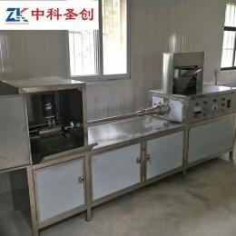 宿迁卷豆皮豆干素鸡成型机 家用素鸡机 不锈钢全自动素鸡机器产地货源