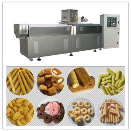 夹心米果巧克力生产线 夹心酥包装机械 能量棒加工设备