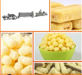lz海螺脆生产设备 休闲零食加工机械 沙拉薯条油炸生产线厂家直销