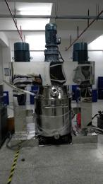 BDS-300L强力分散机介绍
