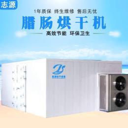 优质腊肠烘干机 小型腊肉热风循环烘箱节能环保