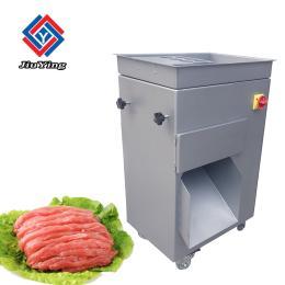 ZYR-10B切肉块机 鲜肉熟肉切丝切片机 商用切肉机