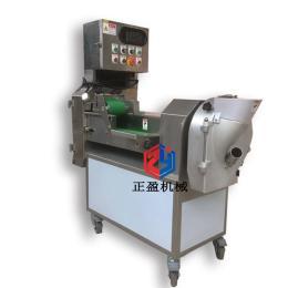 正盈TJ-301C商用多功能切菜機廠家 電動切胡蘿卜絲切片切丁切菜機 廠家直銷