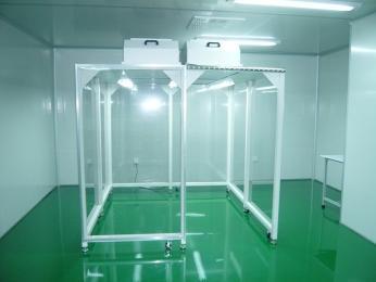 潍坊百级净化棚设计安装使用