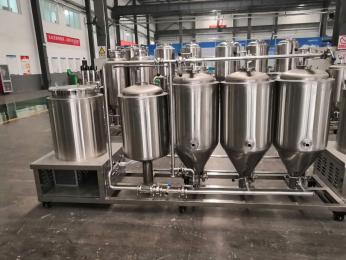 酿酒设备-高端家用小型啤酒设备
