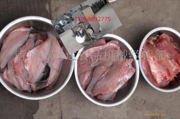 魚肉采肉機規格原理