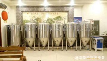 东北啤酒设备采购-豪鲁啤酒设备