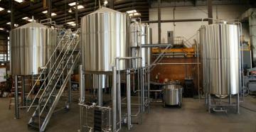 中小型啤酒厂设备,价格,厂家