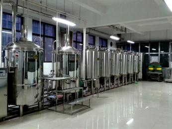 教學實驗啤酒成套設備價格