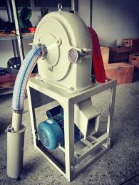 新款自吸上料饲料粉碎机 磨粉机 谷物谷壳粉碎机
