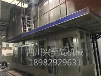 四川興至簡出售二手利樂A3柔性線1000S灌裝機