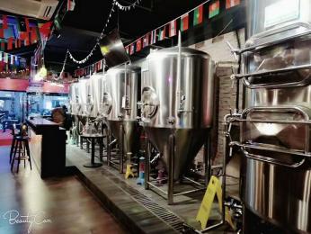 投资德啤工坊酿酒设备,啤酒设备厂家报价