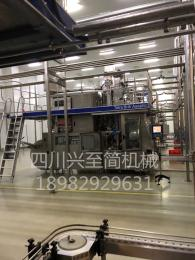 四川成都直销二手利乐灌装机 包安装调试包培训