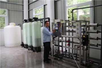 北京水设备/海淀区触摸屏清洗纯水设备