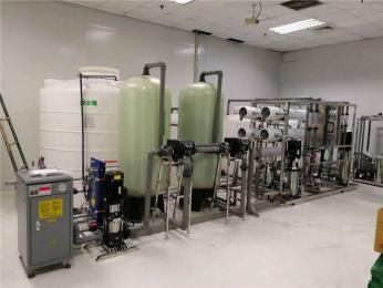 北京超纯水设备/海淀区晶元材料生产用水设备