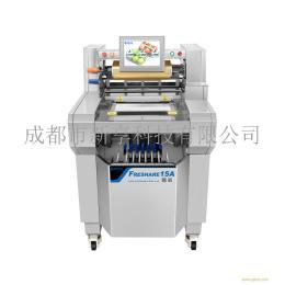 新享科技自动保鲜膜包装机
