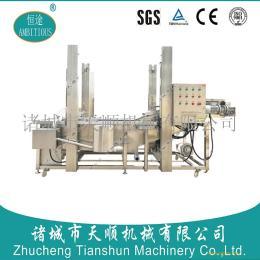 山东恒途TSXQ-50型果蔬清洗机/专业生产水果蔬菜成套加工设备