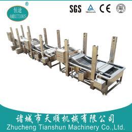 豆片加工成套設備系列,     豆類加工設備