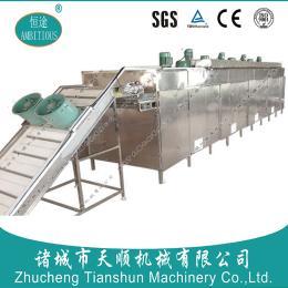 山东天顺TSGH-100-5型天麻专用成品烘干机/烘干设备厂家专业研发制造好用