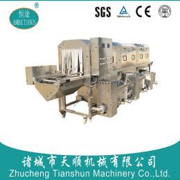 单冻盘清洗机/塑料冷冻筐清洗机(新品热销) 产品图片