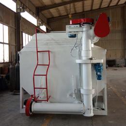 15吨饲料运输散装车 牛场专用养殖送料车操作简单品质优
